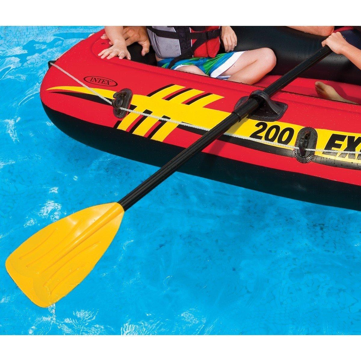 весла для лодки intex купить