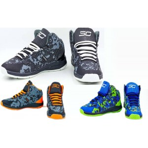 a4108680 Мужские баскетбольные кроссовки Under Armour 3023 (обувь для баскетбола), 3  цвета: 41-45 размер, PU