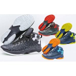 5547382b Мужские баскетбольные кроссовки Under Armour 8066 (обувь для баскетбола), 4  цвета: 41-45 размер, PU