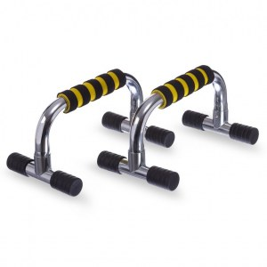 Упоры для отжиманий Push-Up Bar 1776: металл, размер 15x25см